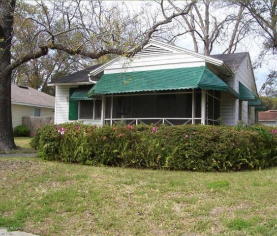 2043 W 15TH St, Jacksonville, FL 32209 (MLS #892761) :: EXIT Real Estate Gallery