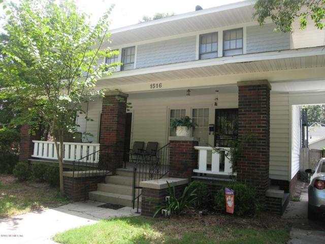 1516 Aberdeen St, Jacksonville, FL 32205 (MLS #894900) :: EXIT Real Estate Gallery