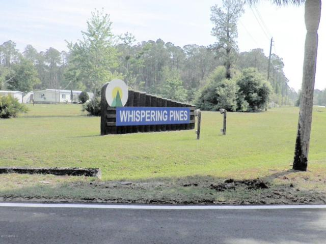 405 Whispering Pines Rd, Georgetown, FL 32139 (MLS #894973) :: 97Park
