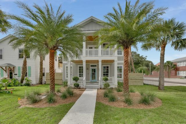 221 Cherry St, Neptune Beach, FL 32266 (MLS #896072) :: EXIT Real Estate Gallery