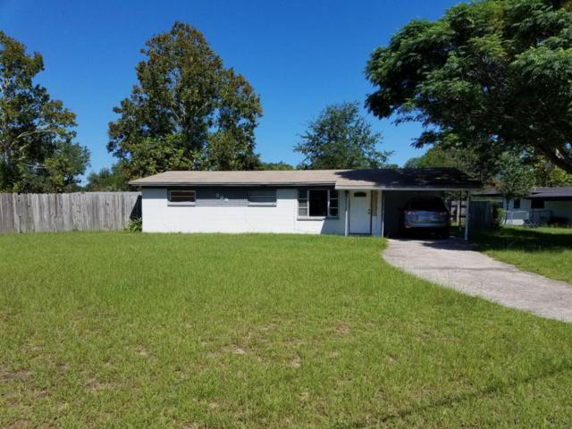 399 Toccoa Rd, Orange Park, FL 32073 (MLS #896890) :: EXIT Real Estate Gallery