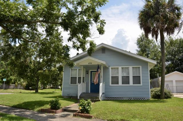 474 E 46TH St, Jacksonville, FL 32208 (MLS #896944) :: EXIT Real Estate Gallery