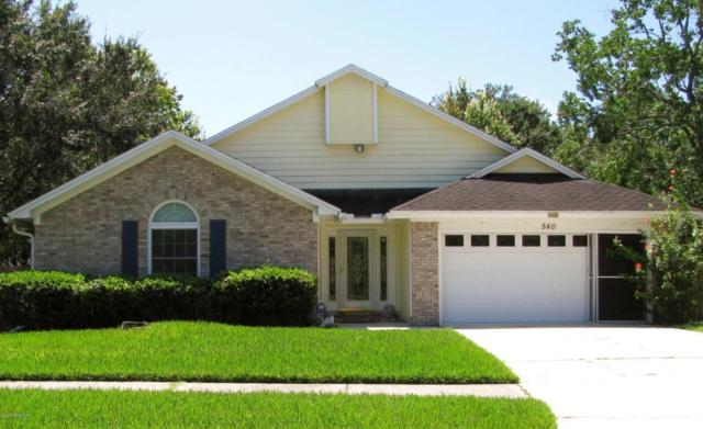 540 Timbercrest Ln, Fleming Island, FL 32003 (MLS #897074) :: EXIT Real Estate Gallery