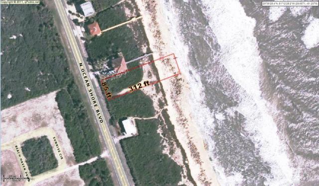 6987 Ocean Shore Blvd, Palm Coast, FL 32137 (MLS #897128) :: The Hanley Home Team