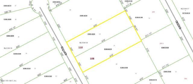 108 & 110 Harper Pl, Satsuma, FL 32189 (MLS #897414) :: EXIT Real Estate Gallery