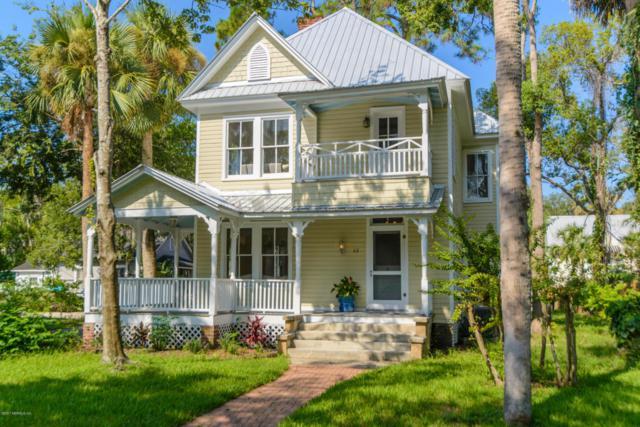 42 Water St, St Augustine, FL 32084 (MLS #898575) :: EXIT Real Estate Gallery