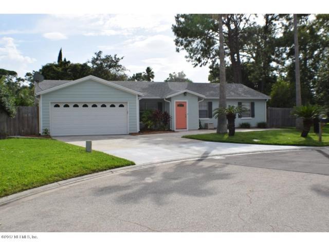 592 Cruiser Ln, Atlantic Beach, FL 32233 (MLS #900680) :: EXIT Real Estate Gallery