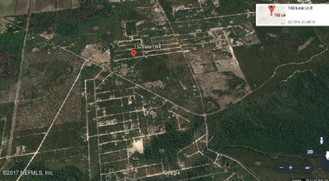 152 Lura Ln E, Florahome, FL 32140 (MLS #901190) :: 97Park