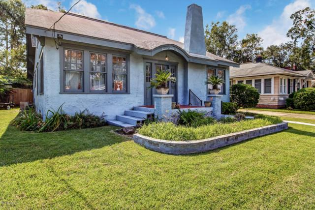 1496 Challen Ave, Jacksonville, FL 32205 (MLS #901640) :: EXIT Real Estate Gallery