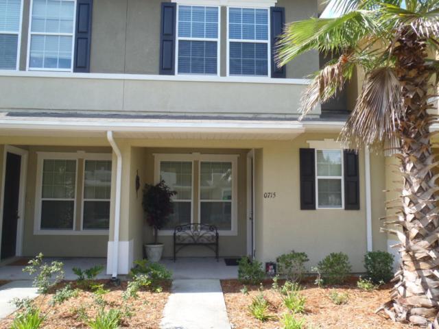 625 Oakleaf Plantation Pkwy #715, Orange Park, FL 32065 (MLS #902159) :: Sieva Realty