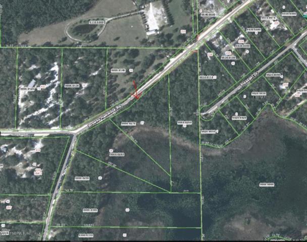 238 Browns Hammock Rd, Crescent City, FL 32112 (MLS #902962) :: EXIT Real Estate Gallery