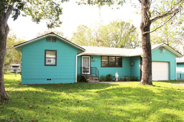 2831 N Eighth St, St Augustine, FL 32084 (MLS #904326) :: EXIT Real Estate Gallery
