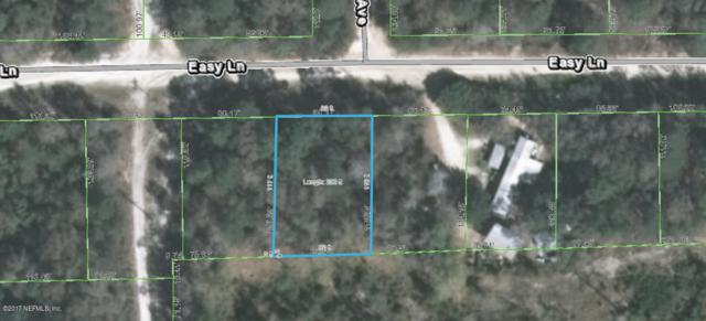 107 Easy Ln, Satsuma, FL 32189 (MLS #904828) :: EXIT Real Estate Gallery