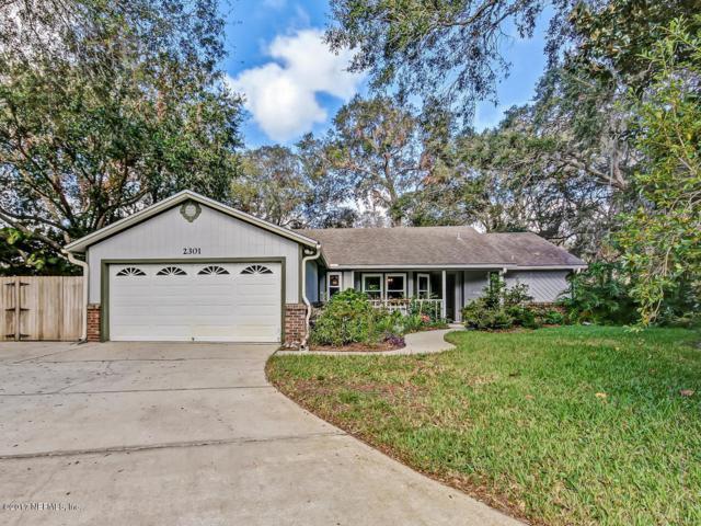 2301 Sussex Ln, Fernandina Beach, FL 32034 (MLS #905283) :: EXIT Real Estate Gallery