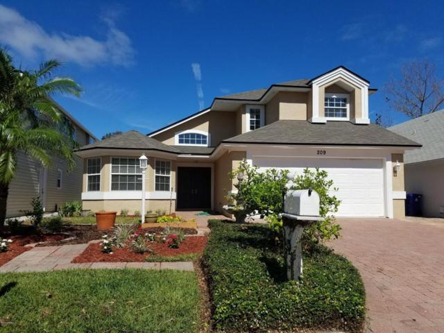 209 Charlemagne Cir, Ponte Vedra Beach, FL 32082 (MLS #905521) :: EXIT Real Estate Gallery