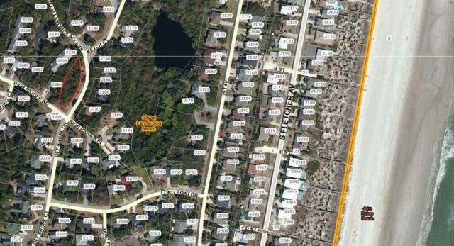 LOT 124 High Rigger Rd, Fernandina Beach, FL 32034 (MLS #905766) :: Ponte Vedra Club Realty | Kathleen Floryan