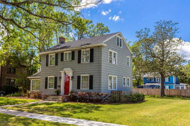 1242 Hollywood Ave, Jacksonville, FL 32205 (MLS #906464) :: EXIT Real Estate Gallery