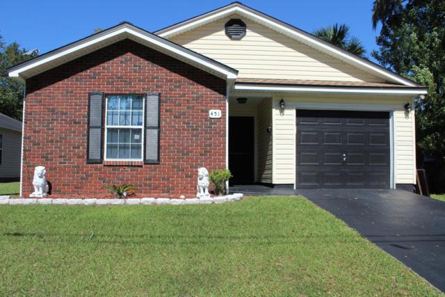 451 W 62ND St, Jacksonville, FL 32208 (MLS #906988) :: EXIT Real Estate Gallery