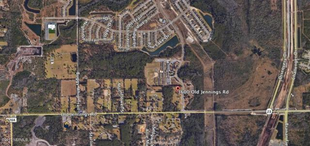 3598 Old Jennings Rd, Middleburg, FL 32068 (MLS #907433) :: EXIT Real Estate Gallery