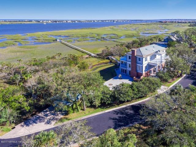 3418 Lands End Dr, St Augustine, FL 32084 (MLS #907672) :: EXIT Real Estate Gallery
