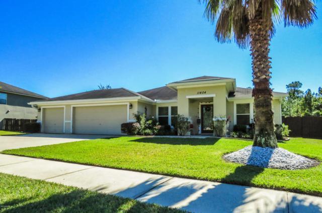 11404 Martin Lakes Dr N, Jacksonville, FL 32220 (MLS #907952) :: EXIT Real Estate Gallery