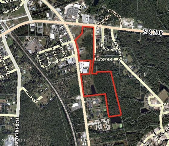 US HWY 17 Us Highway 17, Yulee, FL 32097 (MLS #908073) :: St. Augustine Realty