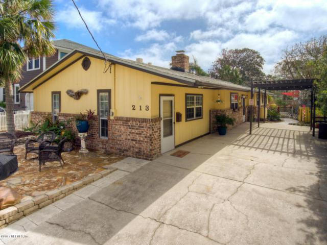 213 Hopkins St, Neptune Beach, FL 32266 (MLS #908162) :: EXIT Real Estate Gallery