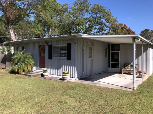 126 Riverside Ave, Satsuma, FL 32189 (MLS #908505) :: EXIT Real Estate Gallery