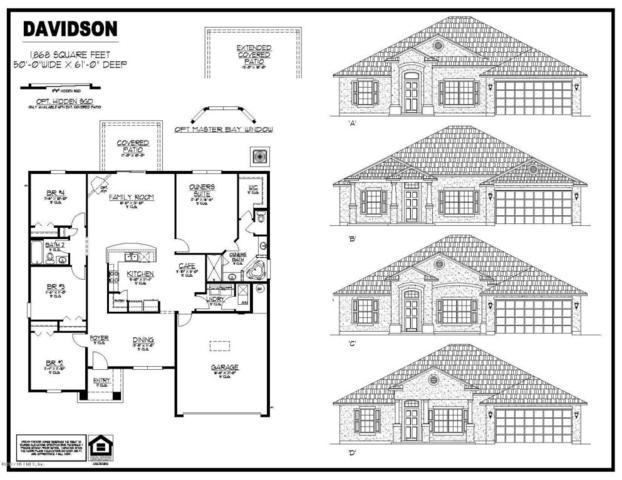 96073 Breezeway Ct, Yulee, FL 32097 (MLS #908624) :: EXIT Real Estate Gallery