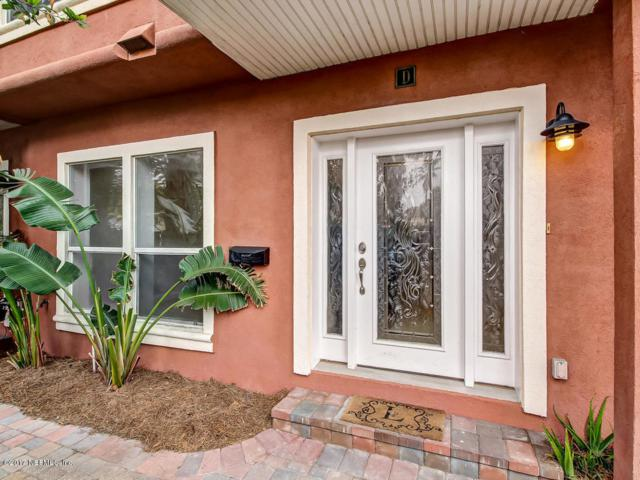 310 2ND St S D, Jacksonville Beach, FL 32250 (MLS #908865) :: EXIT Real Estate Gallery