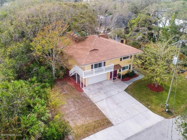 505 Fifteenth St, St Augustine, FL 32084 (MLS #909081) :: EXIT Real Estate Gallery