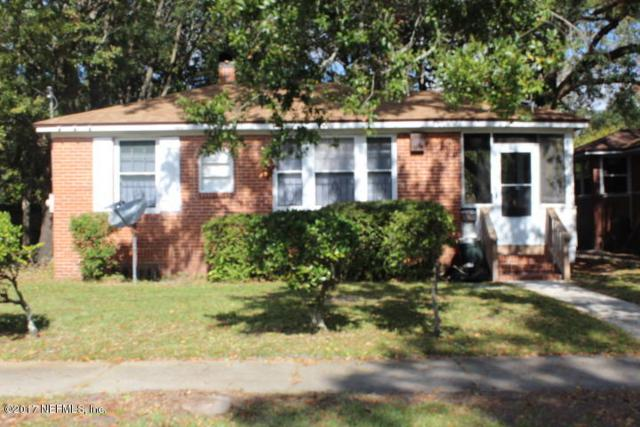 1135 W 10TH St, Jacksonville, FL 32209 (MLS #909250) :: EXIT Real Estate Gallery