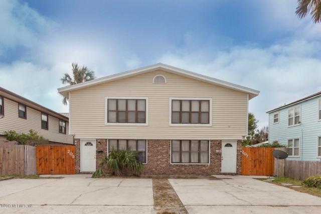205/207 Cherry St, Neptune Beach, FL 32266 (MLS #909459) :: EXIT Real Estate Gallery