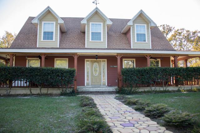 31 Sesame St, Middleburg, FL 32068 (MLS #910016) :: EXIT Real Estate Gallery