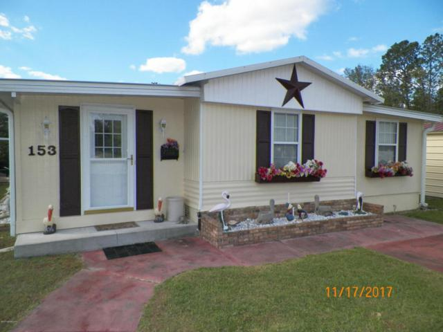 153 Sportsman Rd, Satsuma, FL 32189 (MLS #910138) :: EXIT Real Estate Gallery