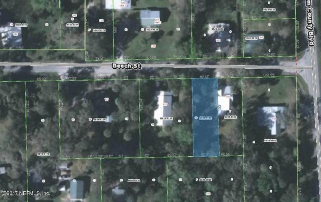 105 Beech St, East Palatka, FL 32131 (MLS #910297) :: Sieva Realty