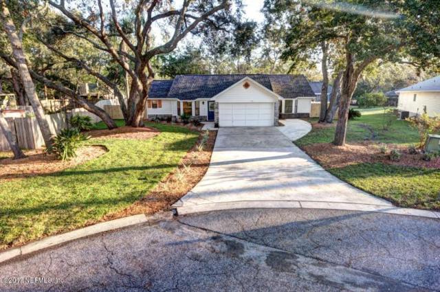 2146 Bonnie Oaks Dr, Fernandina Beach, FL 32034 (MLS #910411) :: Sieva Realty