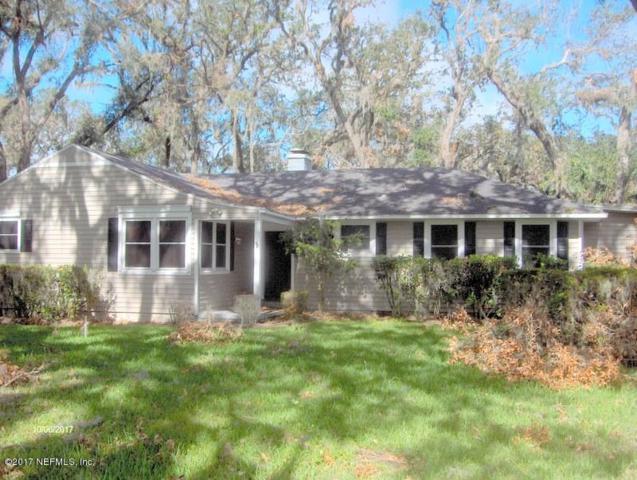 1933 Sycamore Ln, Fernandina Beach, FL 32034 (MLS #910464) :: Sieva Realty