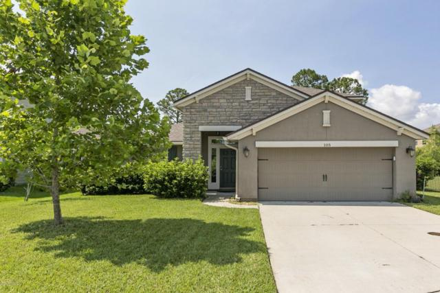 105 Barquero Ct, St Augustine, FL 32084 (MLS #910532) :: EXIT Real Estate Gallery