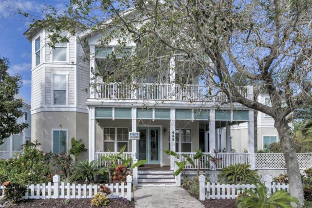 445 Ocean Grove Cir, St Augustine, FL 32080 (MLS #910533) :: EXIT Real Estate Gallery