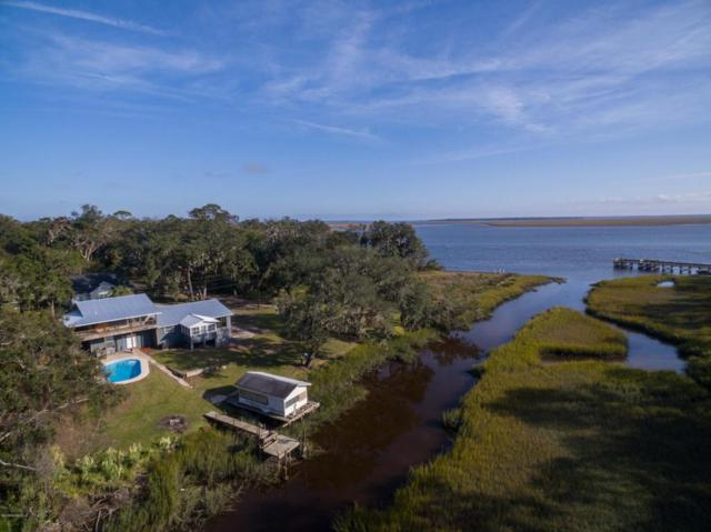 95085 Wilder Blvd, Fernandina Beach, FL 32034 (MLS #910663) :: EXIT Real Estate Gallery