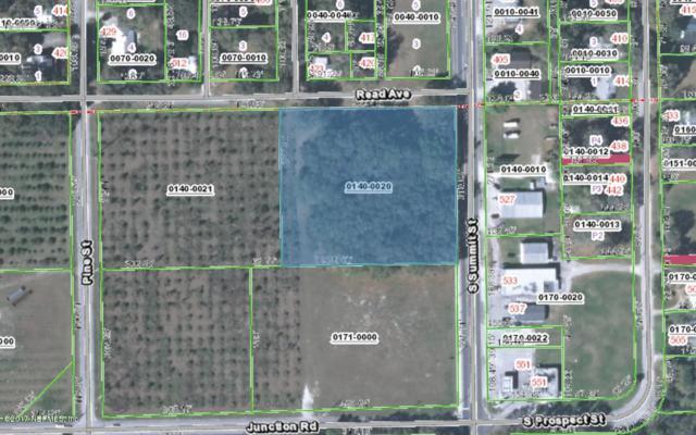 000 S Summit St, Crescent City, FL 32112 (MLS #910809) :: Berkshire Hathaway HomeServices Chaplin Williams Realty