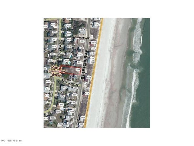565 S Fletcher Ave, Fernandina Beach, FL 32034 (MLS #911030) :: EXIT Real Estate Gallery