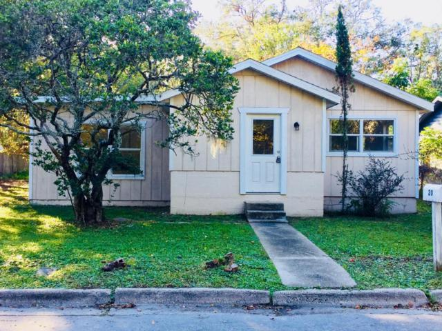 20 Florida Ave, St Augustine, FL 32084 (MLS #911078) :: EXIT Real Estate Gallery