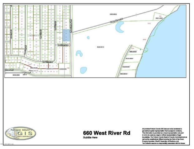 660 W River Rd, Palatka, FL 32177 (MLS #911081) :: RE/MAX WaterMarke
