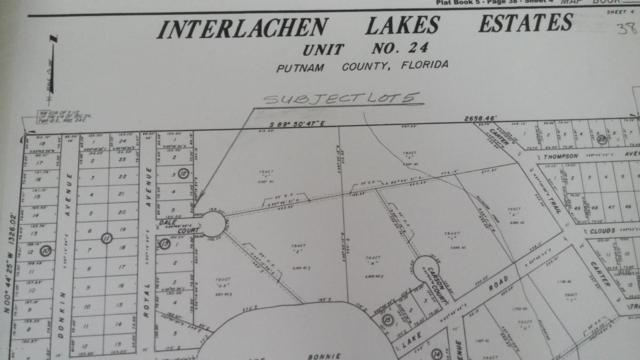 0 Royal Ave, Interlachen, FL 32148 (MLS #911165) :: Memory Hopkins Real Estate
