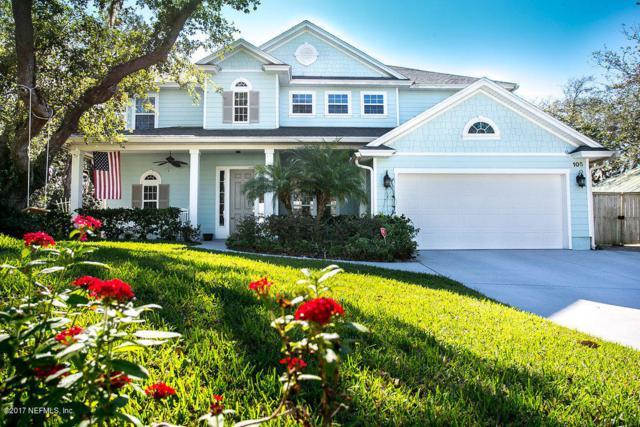 105 Whispering Oaks Cir, St Augustine Beach, FL 32080 (MLS #911182) :: 97Park