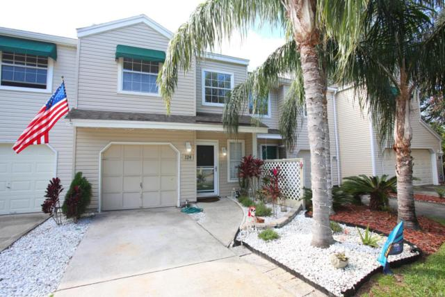124 Sand Castle Way, Neptune Beach, FL 32266 (MLS #911382) :: EXIT Real Estate Gallery