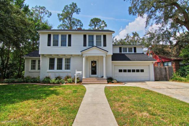 1418 Palmer Ter, Jacksonville, FL 32207 (MLS #911610) :: EXIT Real Estate Gallery