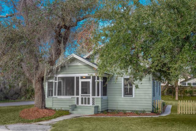 160 Surfside Ave, St Augustine, FL 32084 (MLS #911818) :: EXIT Real Estate Gallery